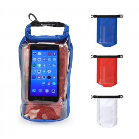 Worek wodoszczelny / torba wodoodporna /  etui wodoszczelne na telefon, portfel, klucze, dokumenty