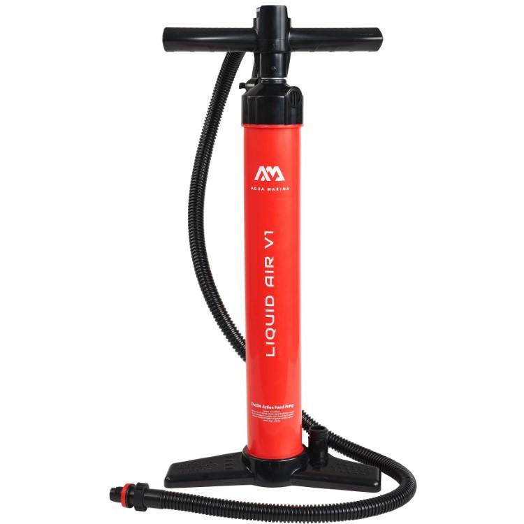 Pompka do deski SUP Aqua Marina Liquid Air Double Action 2021