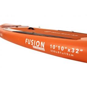 Deska SUP Aqua Marina Fusion 10'10'' 2021 (zestaw podstawowy / z siedziskiem / combo)