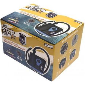 Pompka elektryczna do desek SUP STAR 6 12V 16 PSI