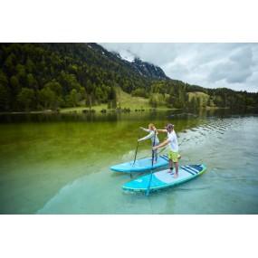 Deska SUP Fanatic Ray Air 11'6'' Blue touringowa