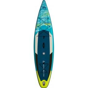 Aqua Marina Hyper 11'6 - dwukomorowa deska touringowa do pływania na stojąco z wiosłem