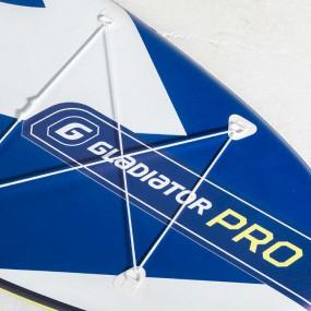 Gladiator Pro 10'8' - wysokiej jakości pompowana deska do pływania