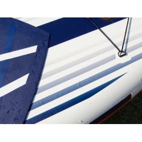 Gladiator Elite 10'6 deska SUP najwyższa jakość karbonowe wiosło