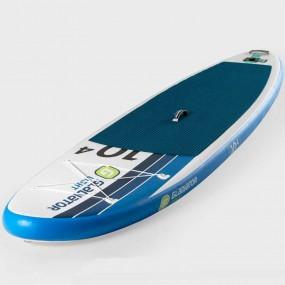 Deska SUP pompowana Gladiator Light 10'6'' wysokiej jakości z zestawem akcesoriów